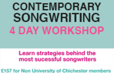 Brighton Singing Lessons Songwriting Workshop