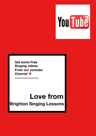 brighton Singing Lessons